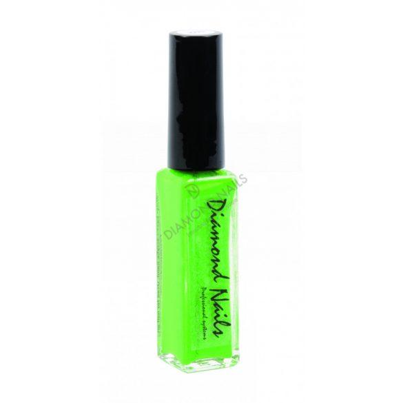 Vopsea acrilica cu pensula Verde fluorescent - DN022