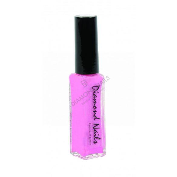 Vopsea acrilica cu pensula Pink - DN025