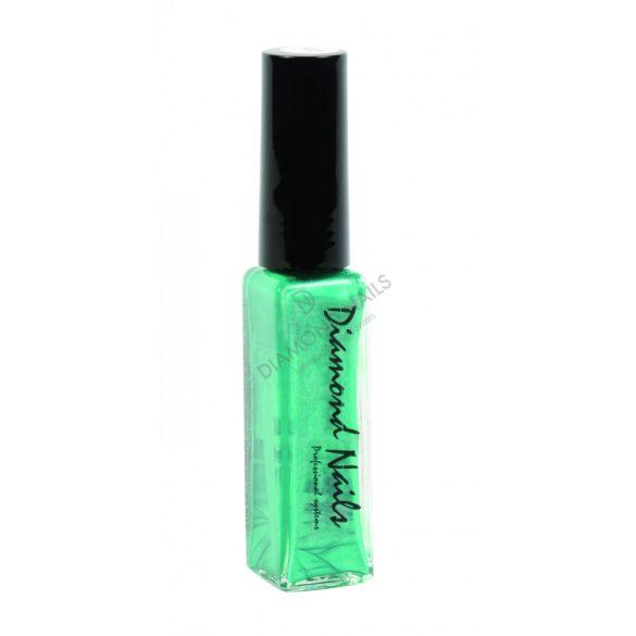 Vopsea acrilica cu pensula Verde sidefat - DN032