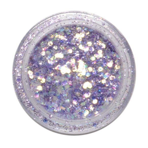 Glitter Mix - Mov Inchis #12