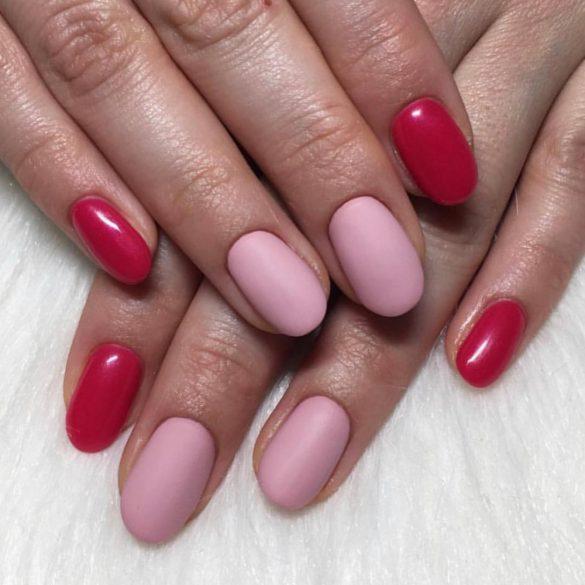 Gel Lac 4 ml - DN067 - Pink închis