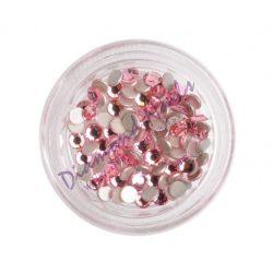 Pietre Swarovski roz deschis -Mari -20 buc
