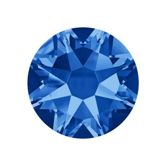 Pietre Swarovski albastru inchis -Mari -50 buc