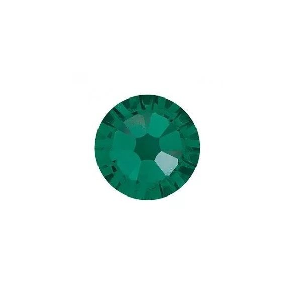 Pietre Swarovski-Verde inchis- Mari-20 buc