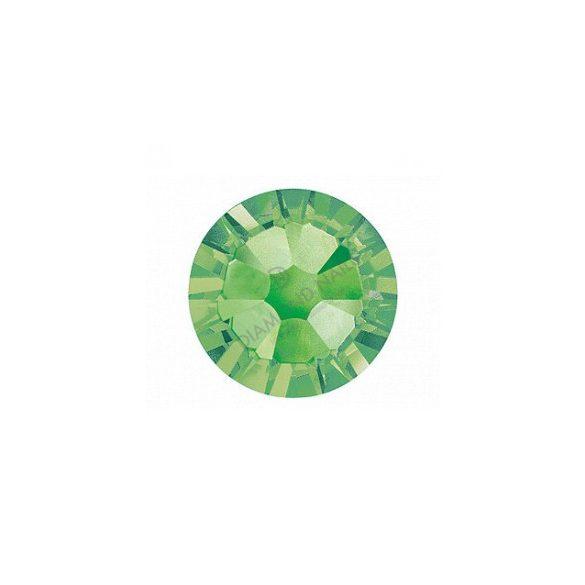 Pietre Swarovski-Mari-Verde deschis 50 buc