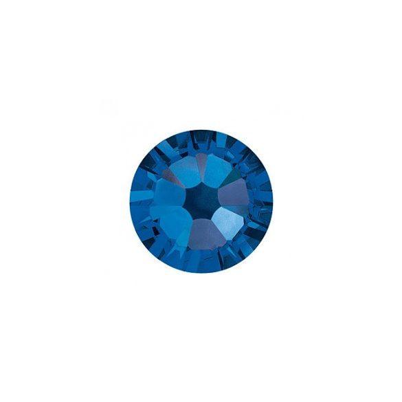 Pietre Swarovski capri blue 100 buc