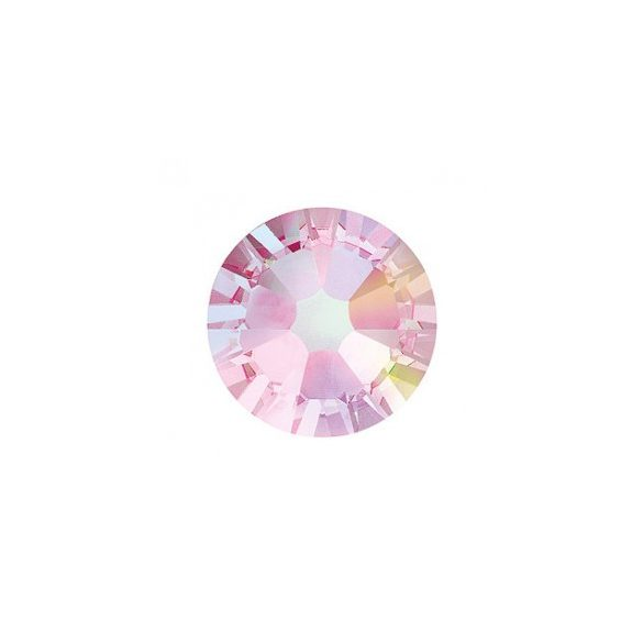 Pietre Swarovski AB pink 100 buc