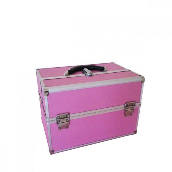Geanta de manichiura pink(mic)