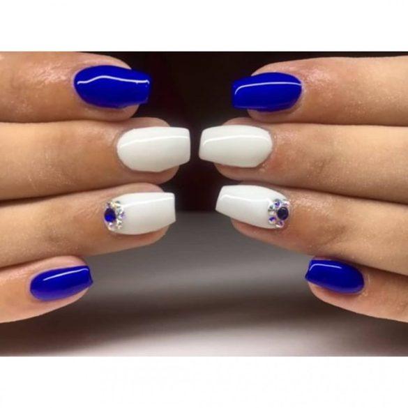 Gel Lac - DN140 - Albastru marinar (metal)