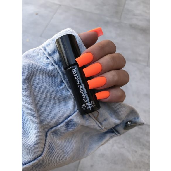Gel lac-DN150-Carioca portocaliu neon