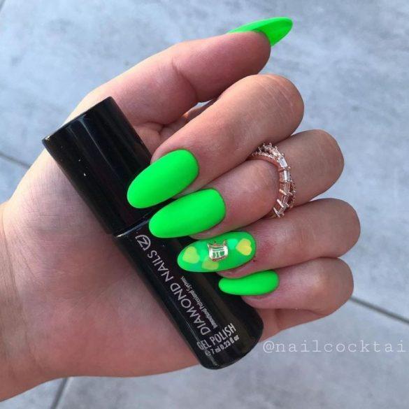 Gel lac-DN153-Cariocă verde neon