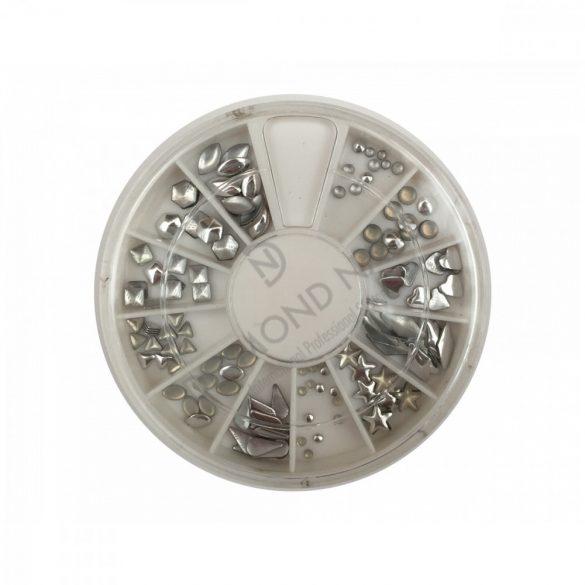 Țintă disigne -Argintiu