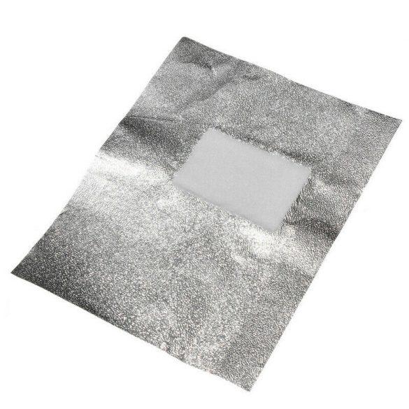Folie pentru îndepărtare gel lac -10 buc