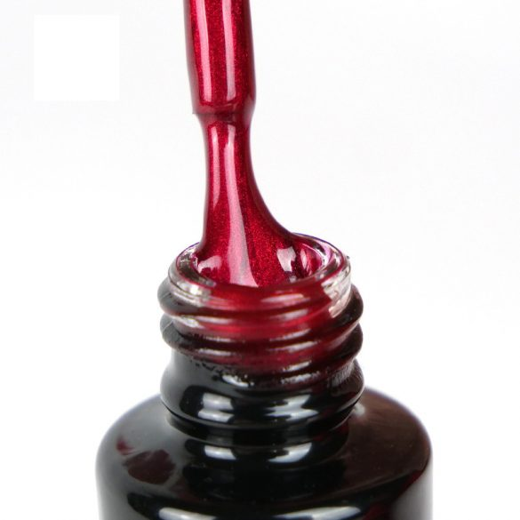 Gel Lac 4 ml - DN168 - Roșu de vin metal