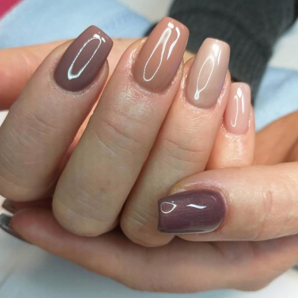 Gel Lac 4 ml - DN182 - Victorian Plum