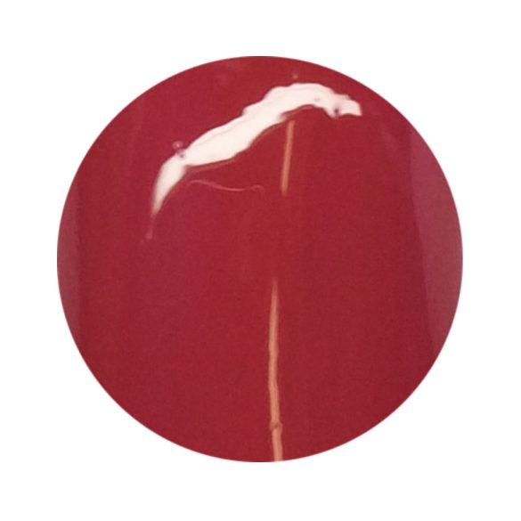 Gel color roșu de zmeură mat #089