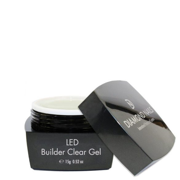 Gel de Construcție Transparent LED 15g