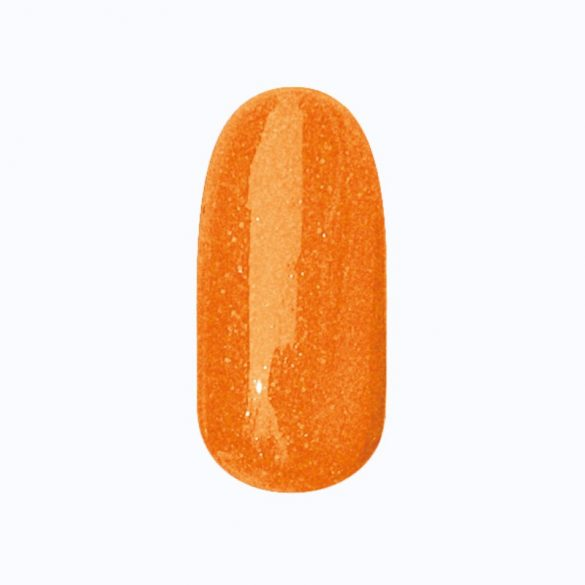 Gel Lac -DN191-Cariocă orange pink sclipitor