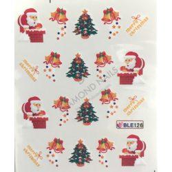 Abțibild de Crăciun -BLE126