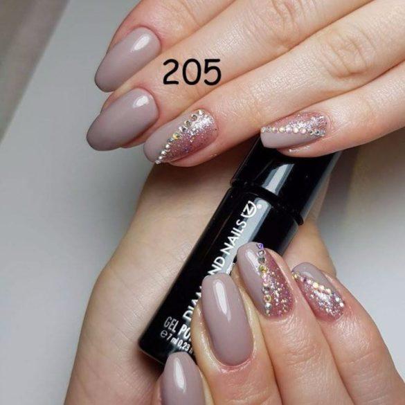 Gel lac - DN205-Taupe Grey