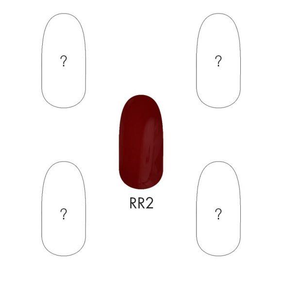 Set Gel Lac RR2 4+1