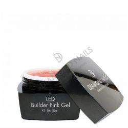 Gel de Construcție Roz LED 50g