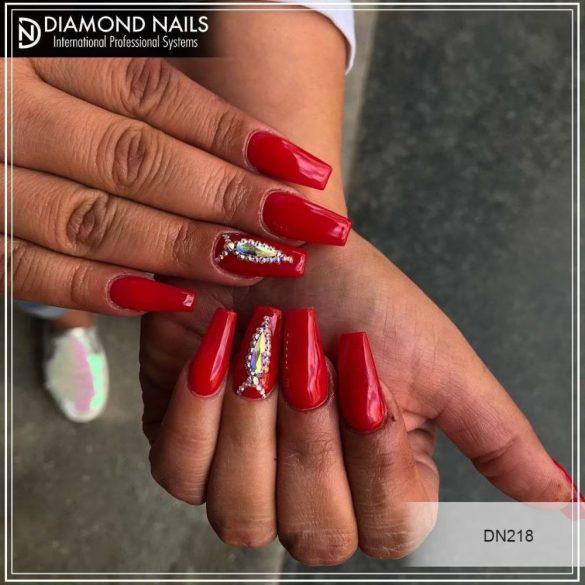 Gel Lac 4 ml - DN218 - Roșu de paprika Nou