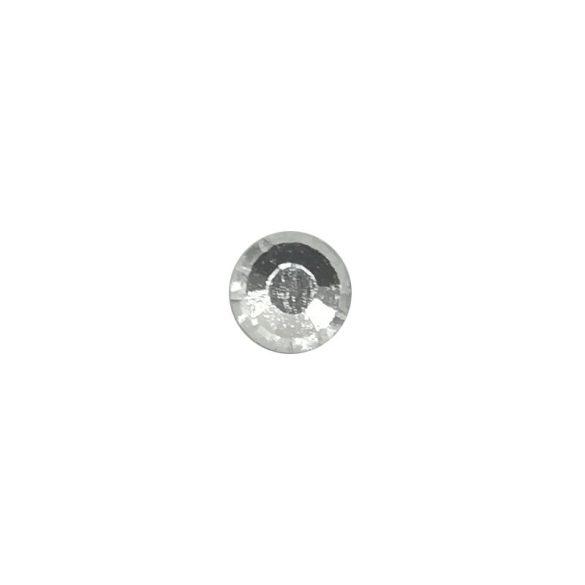 Pietre Cristal Argintiu SS3 100 buc