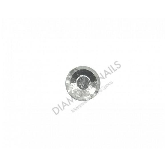 Pietre Cristal Argintiu SS10 100 buc
