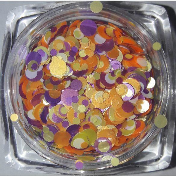 Confetti Rainbow #04