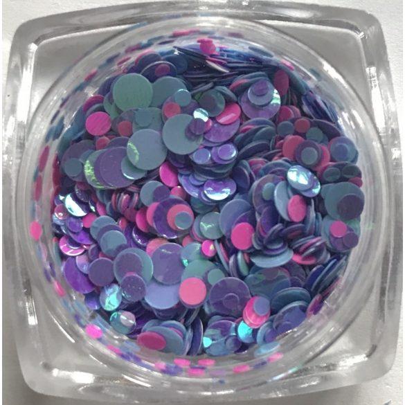 Confetti Rainbow #06