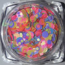Confetti Rainbow #07