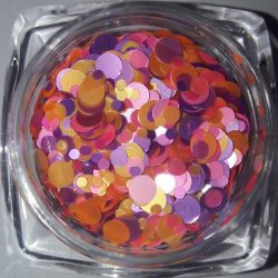 Confetti Rainbow #08