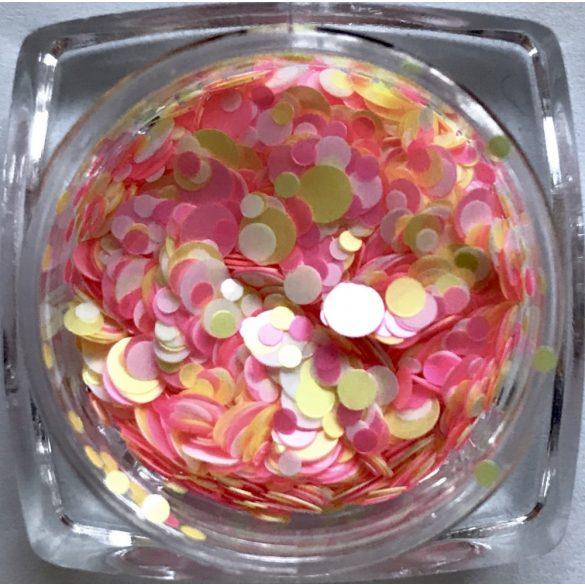 Confetti Rainbow #11