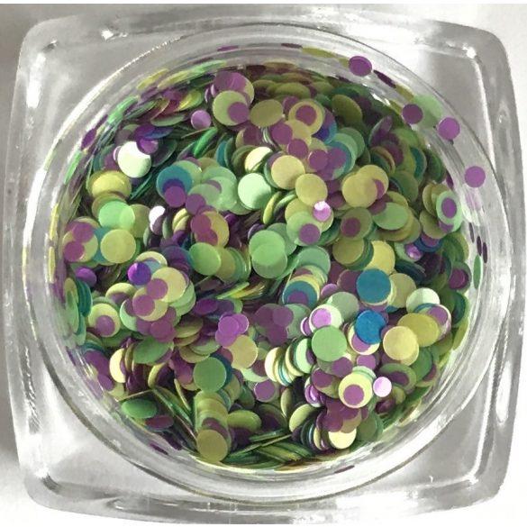 Confetti Rainbow #19