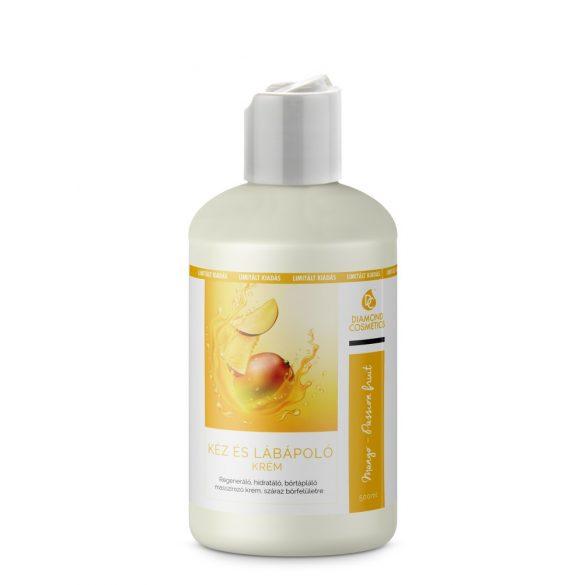 Cremă de mâini și picioarea -Mango-Passion -500 ml