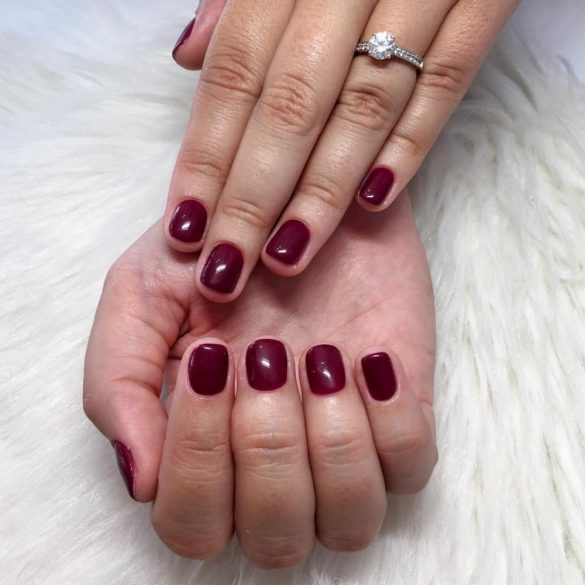 Gel Lac -DN245-Deluxe Cherry