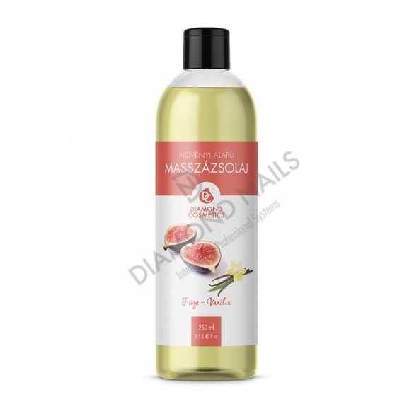 Ulei de masaj smochine - vanilie 250 ml
