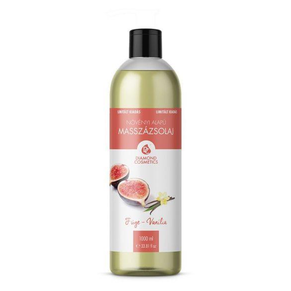 Ulei de masaj smochine - vanilie 1 liter