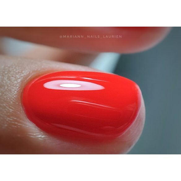 Gel Lac 4 ml - DN256 - Violent Scarlet