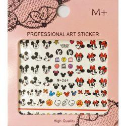 Abtibild - Minnie & Mickey Mouse - MP264