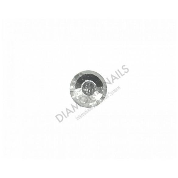 Ștrasuri argintii  6 mărimi (600 buc)