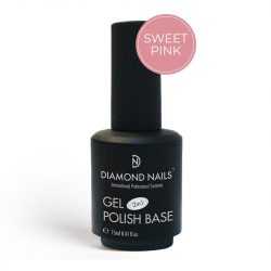 Gel Lac Rubber Base - Sweet Pink 15ml