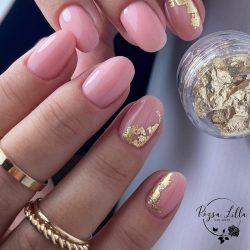 Gel Lac Rubber Base - Sweet Pink 15ml