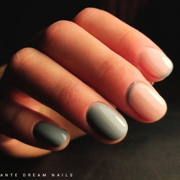 Gel Lac - DN282 - Pastel Grey