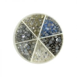 Set pietre de ornamentare în dic (6 tipur)