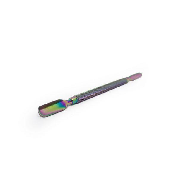 Instrument curățare cuticule (multicolor) dublu