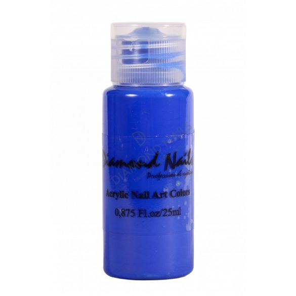 Vopsea Acrilica Albastru Metalic- DN020