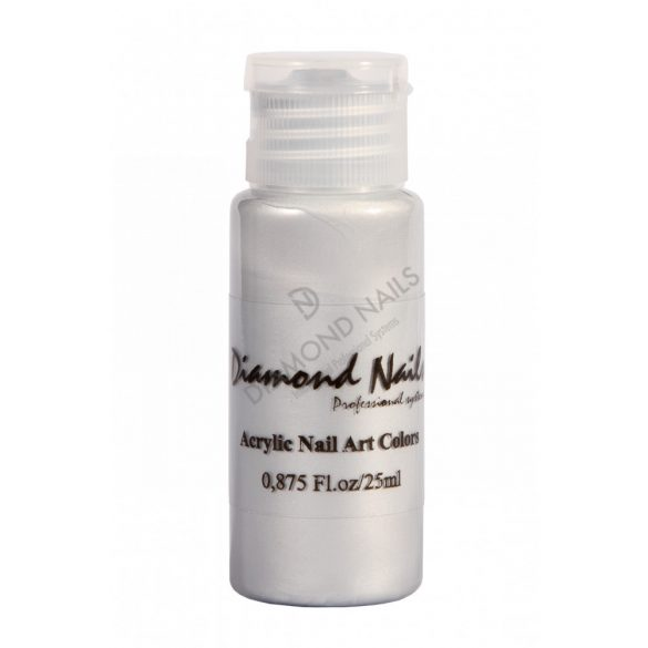 Vopsea Acrilica Argintiu - DN023