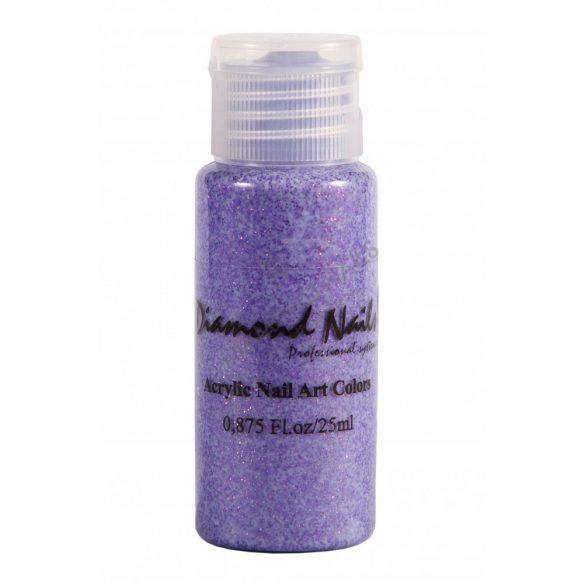 Vopsea Acrilica Mov Glitter - DN055